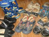 Обувь разная пакетом